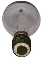 The result of perseverance: Thomas Edison's 1880 light bulb that finally succeeded after thousands of failed attempts.