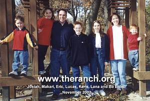 Eric Elder Family 2003