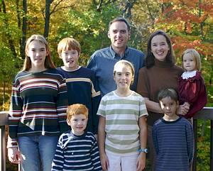 Eric Elder Family 2004