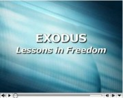 Join us for our new online Bible study, Exodus: Lessons In Freedom, which focuses on how to get free, stay free and set others free.