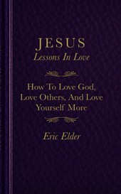 Jesus: Lessons In Love Front Cover