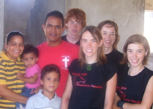 Dominican Republic and Elder Family