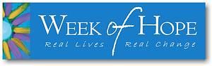 Week of Hope Banner