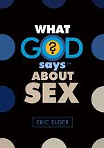 What God Says About Sex Cover