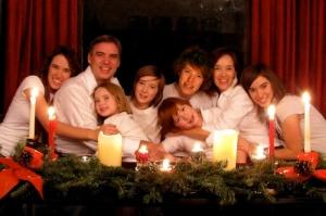 Eric Elder Family ~ Christmas 2009