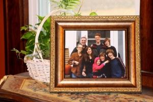 Eric Elder Family, November 1, 2012
