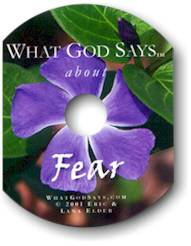 What God Says About Fear