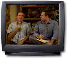 """Pastor John Evans from Wales joins me on """"Live From The Ranch,"""" our weekly Internet broadcast."""