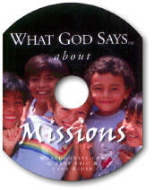 What God Says About Missions
