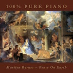 Peace on Earth, 100% Pure Piano from Marilyn Byrnes