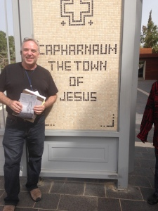 Eric Elder at Capernaum