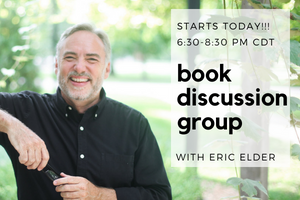 Book Discussion Group - Starts Today!
