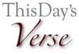 This Day's Verse