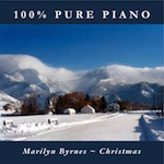 Christmas, 100% Pure Piano from Marilyn Byrnes