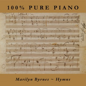 You're listening to HYMNS, featuring 100% Pure Piano interpretations of your favorite hymns, performed by Marilyn Byrnes. Also available in CD and MP3 formats in our bookstore for a donation of any size!