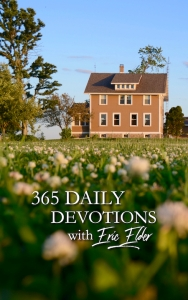 365 Daily Devotions with Eric Elder
